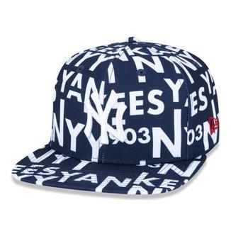 Boné New Era New York Yankees 950 Logomania All Big