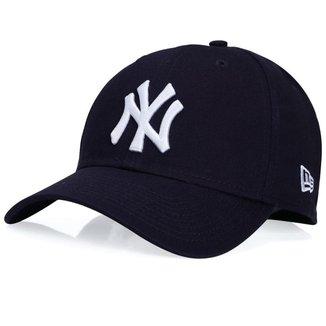 Boné New Era New York Yankees Marinho Snapback