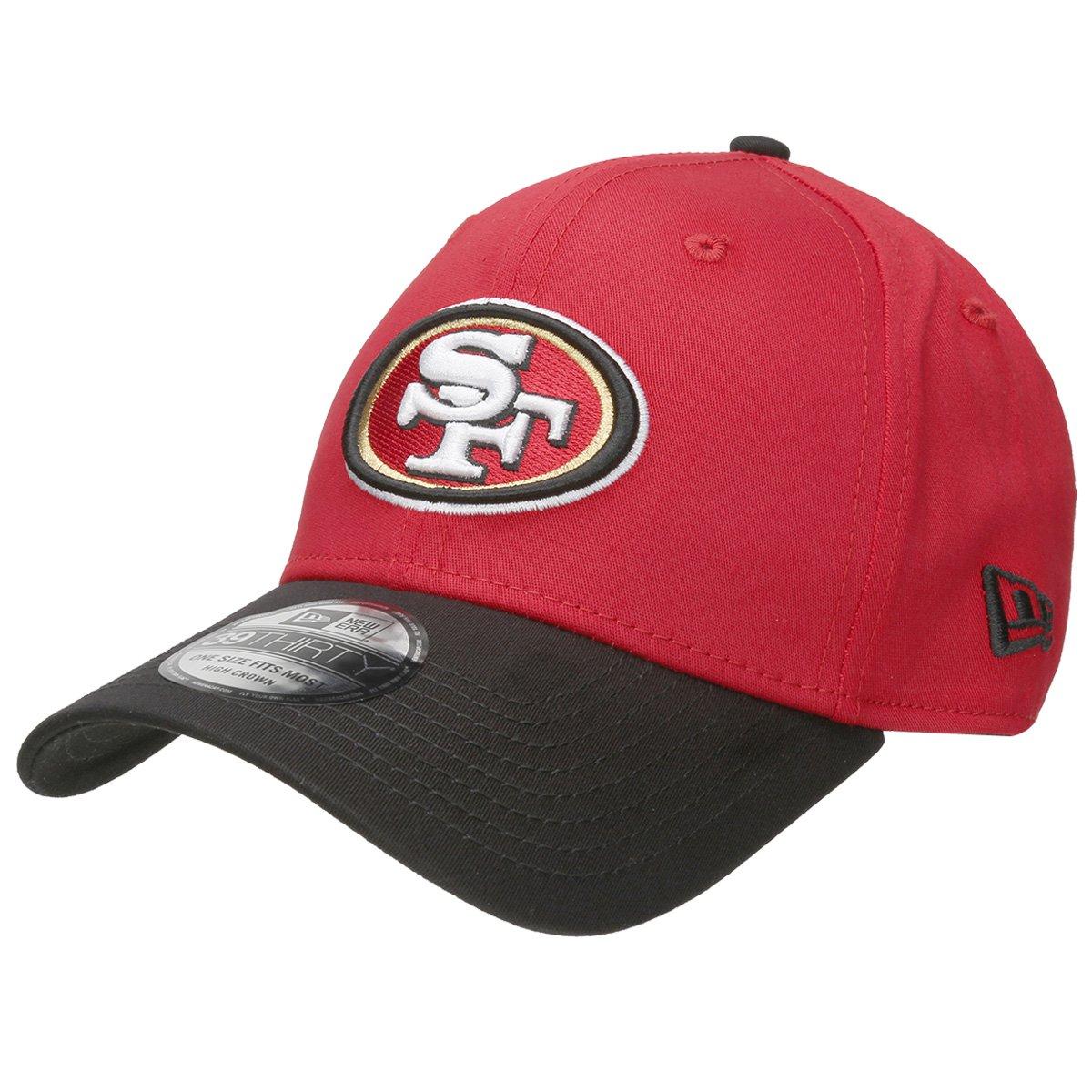 Boné New Era NFL 3930 Hc Basic San Francisco 49Ers - Compre Agora ... a923d033a1c