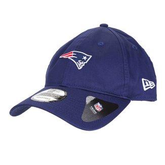 Boné New Era NFL New England Patriots Aba Curva Strapback 920