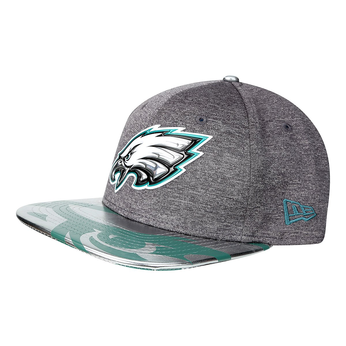 Boné New Era NFL Philadelphia Eagles Aba Reta 950 Original Fit Sn Spotlight  Masculino - Compre Agora  f97de9ab870