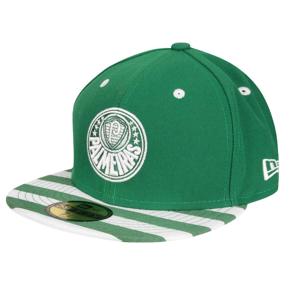 Boné New Era Palmeiras 5950 Listrado - Compre Agora  af14bd050c7