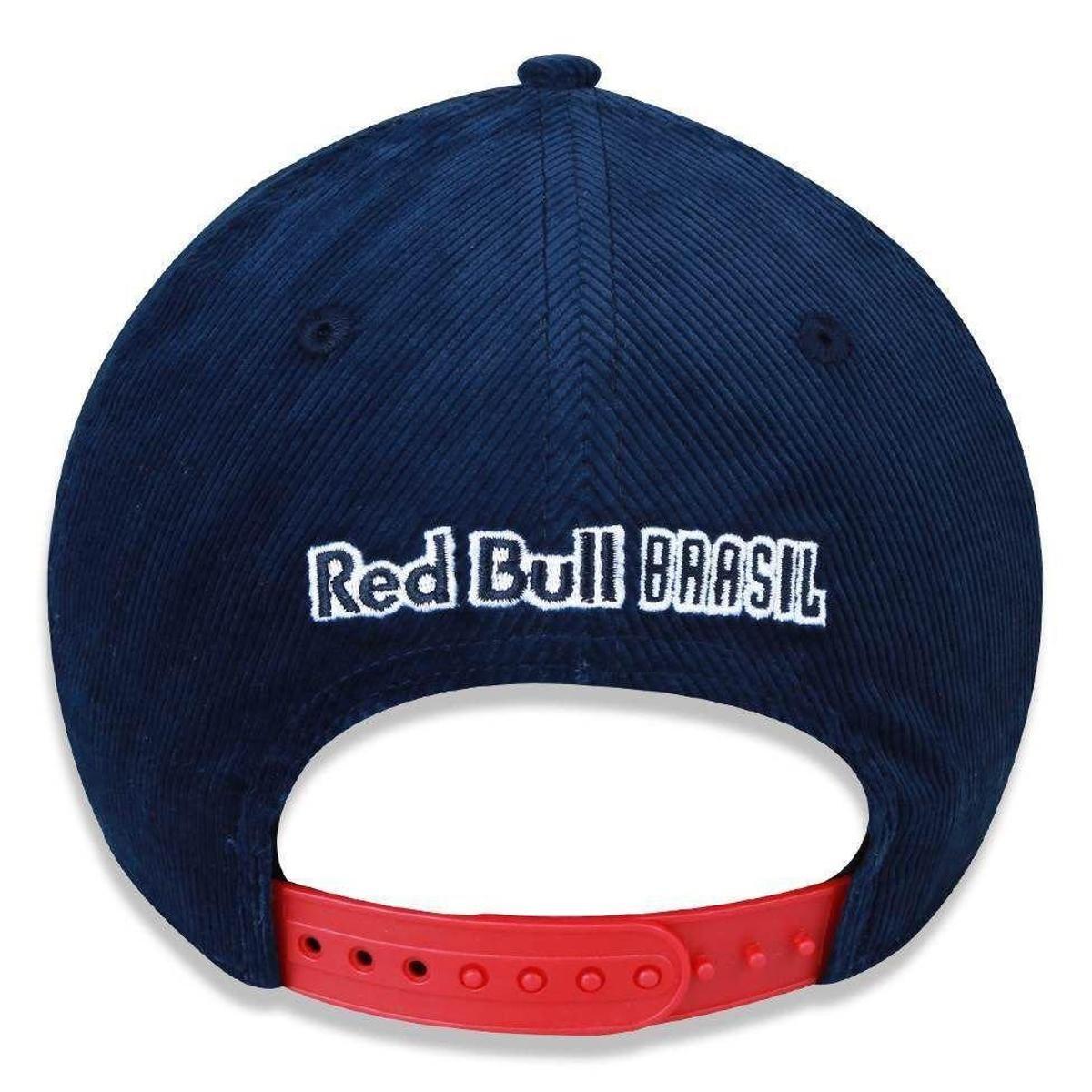Boné New Era Red Bull Brasil Soccer 940 Hp Sn Little Logo - Compre ... 3c1993d3eb5