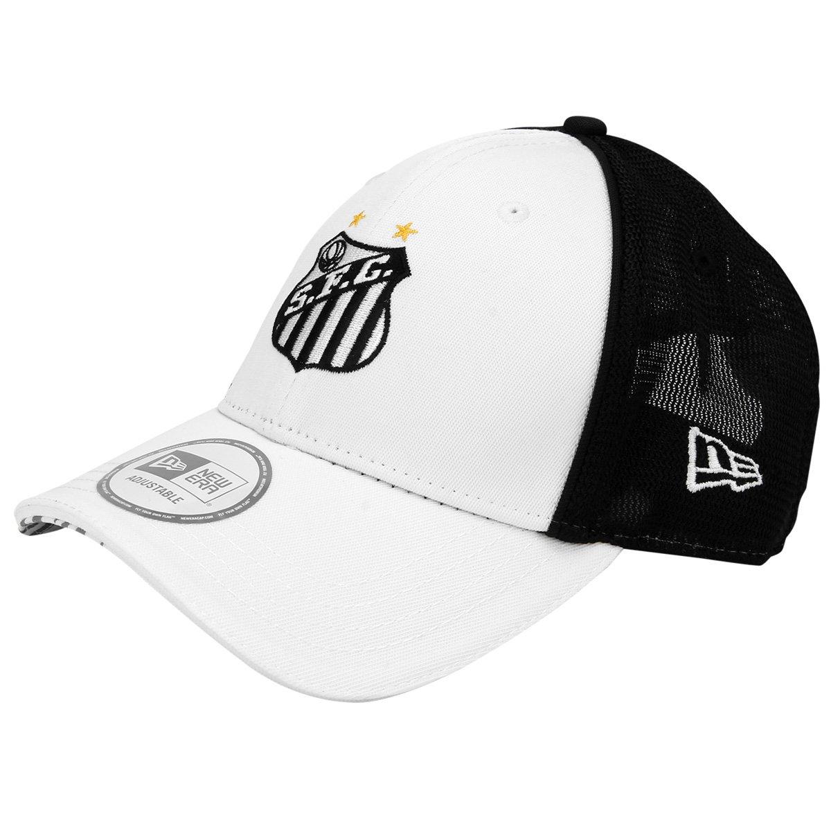 Boné New Era Santos 940 - Compre Agora  f3d738efa3d