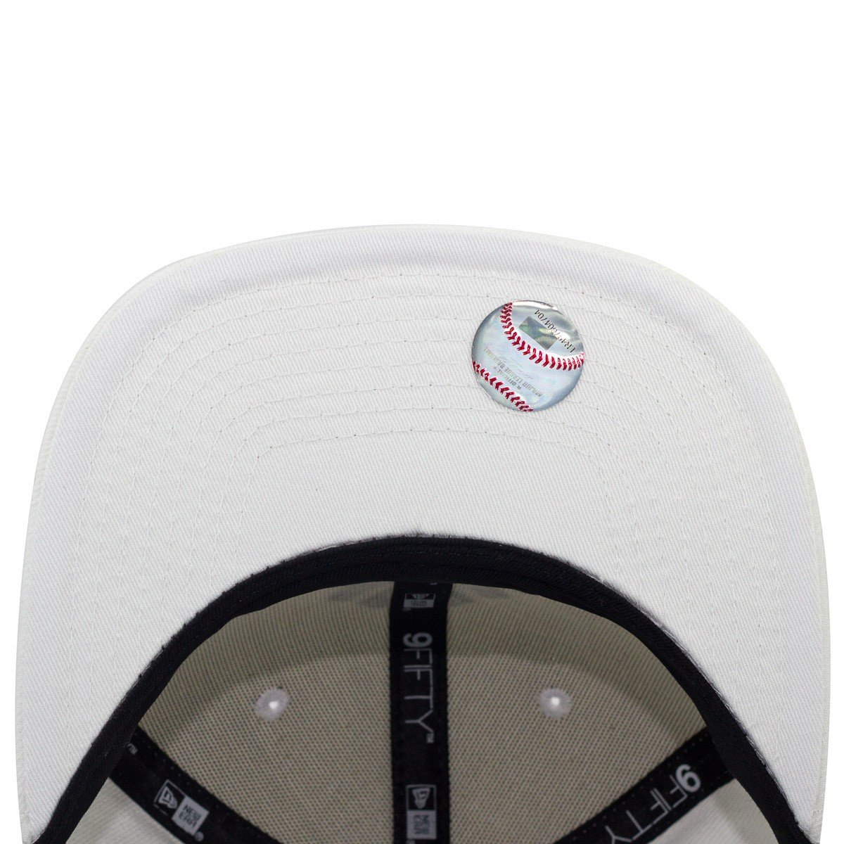 Boné New Era Snapback Of Boston Red Sox - Branco - Compre Agora ... 4f8ff2b7ee2