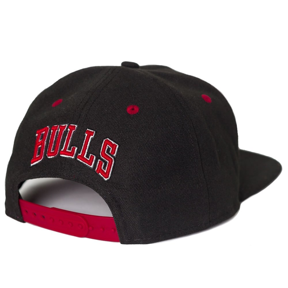 Boné New Era Snapback Original Fit Chicago Bulls - NBA - Preto - Compre  Agora  8807f91e5f7