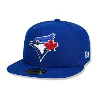 Boné New Era Toronto Blue Jays 5950 Game Cap Fechado