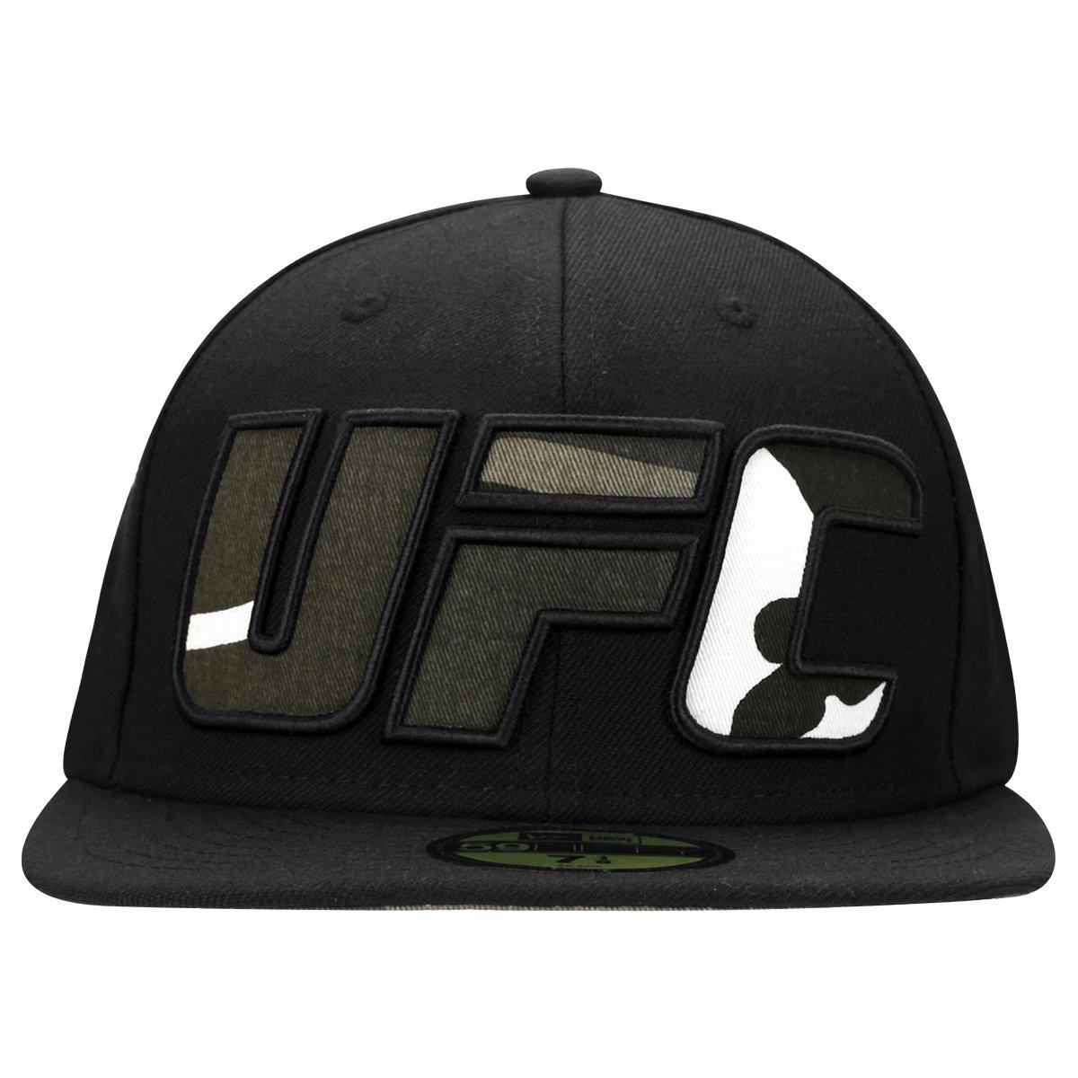 88db6e1334ec4 Boné New Era UFC Camo - Compre Agora
