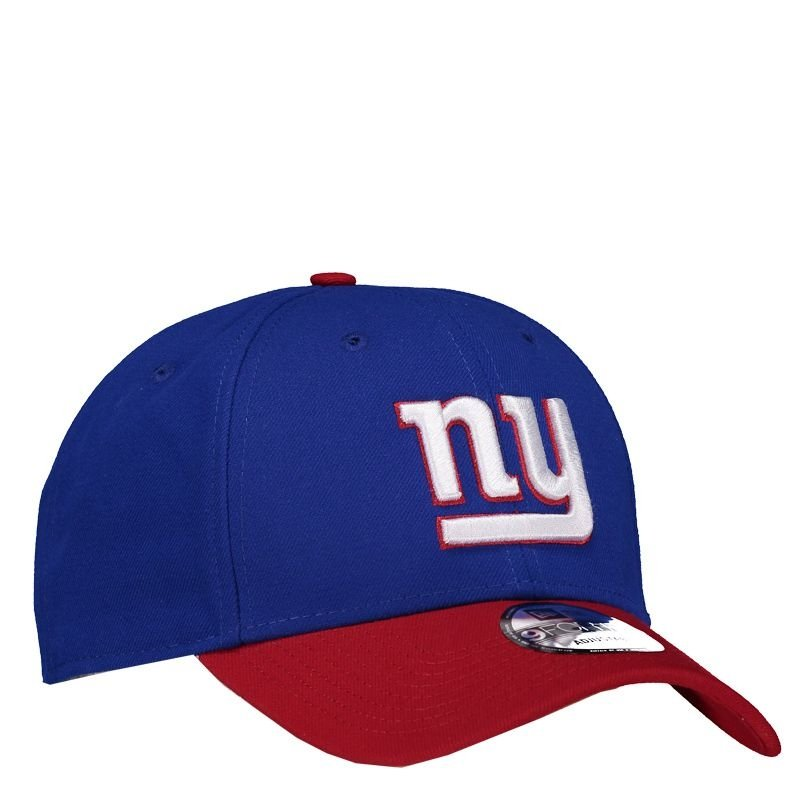 Boné New York Giants 940 NFL New Era - Azul e Vermelho - Compre ... 70e0e2f4a59