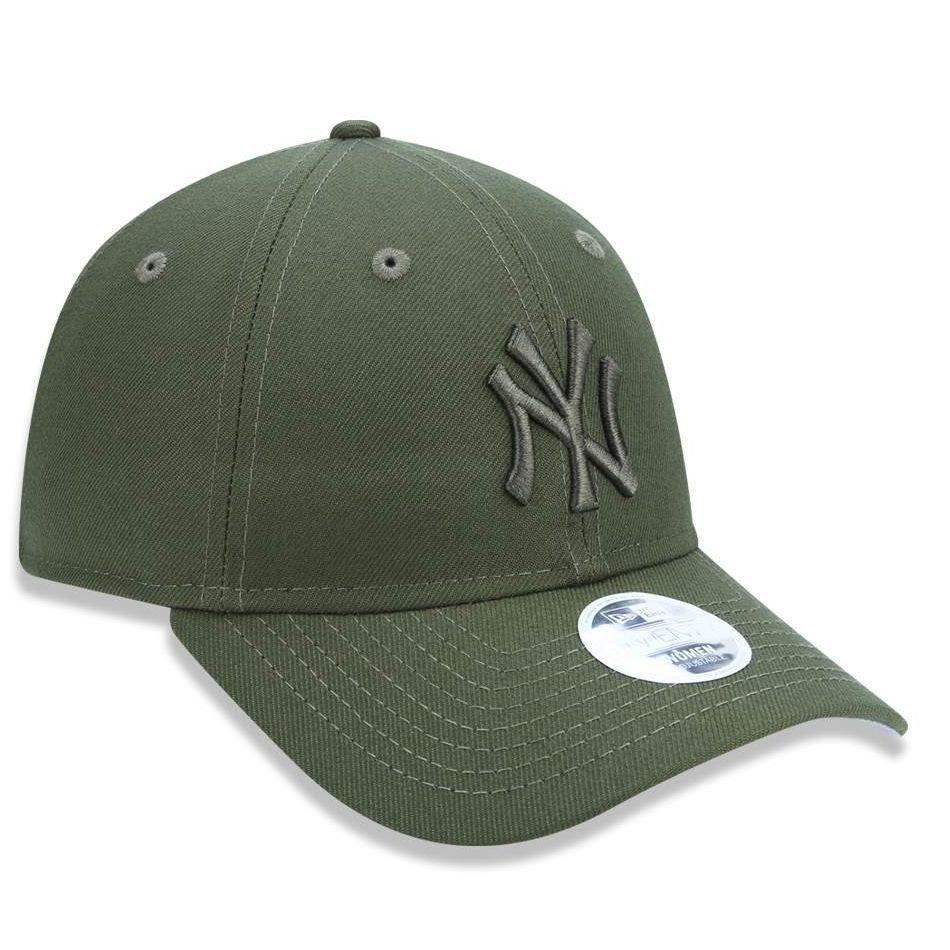 Boné New York Yankees 920 Tonal Feminino New Era - Verde - Compre ... 2276ef60b9bd2