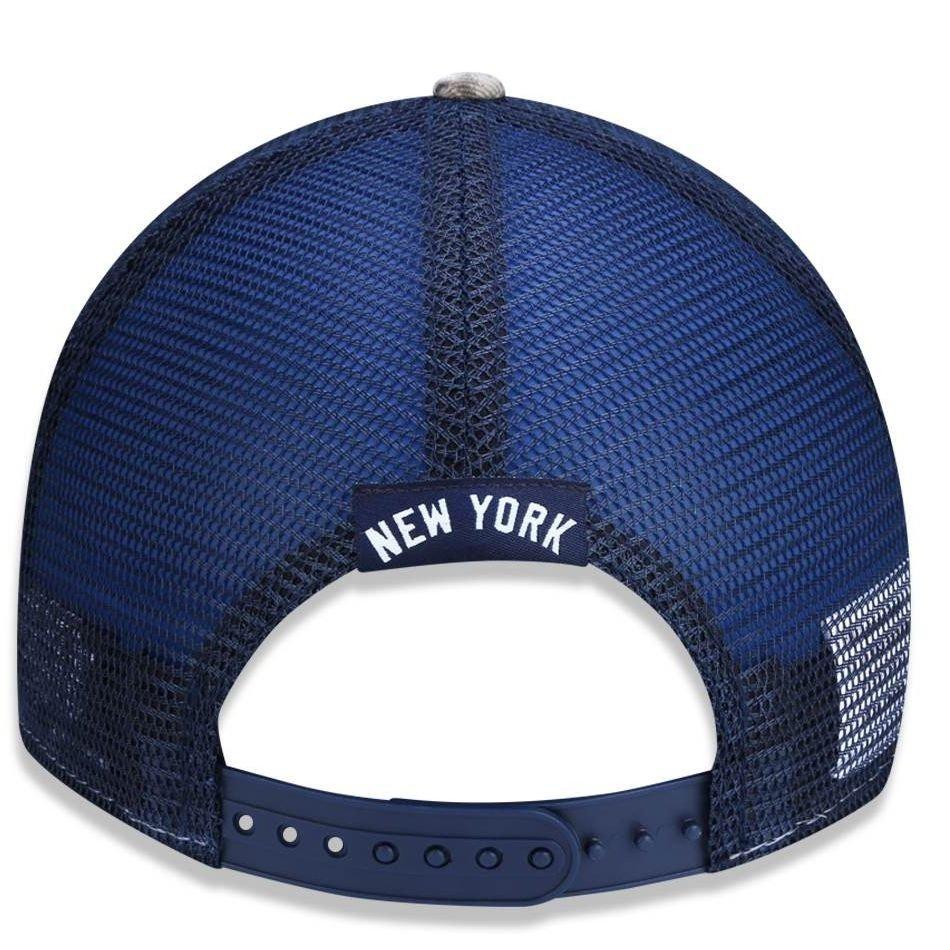 Boné New York Yankees 940 Real Tree Trucker New Era - Compre Agora ... 486ffcb68c2