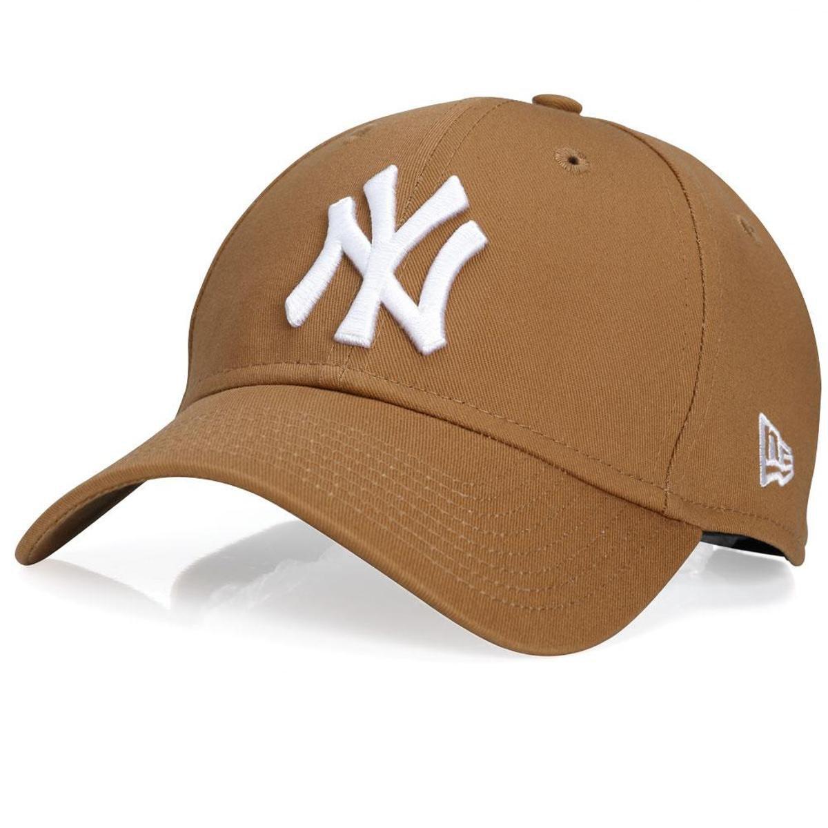 1325d5dda7 ... Boné New York Yankees 940 White on Wheat - New Era - Compre Agora .
