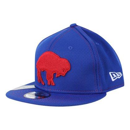 Boné NFL Buffalo Bills New Era Aba Reta Snapback Sl Rd 950