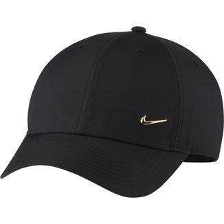 Boné Nike Aba Curva H86 Metal Swoosh