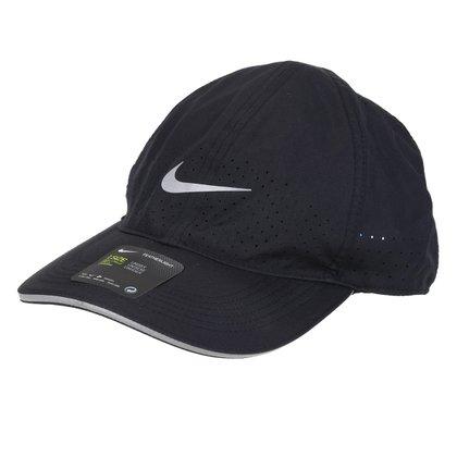 Boné Nike Aba Curva Strapback Aerobill Featherligth