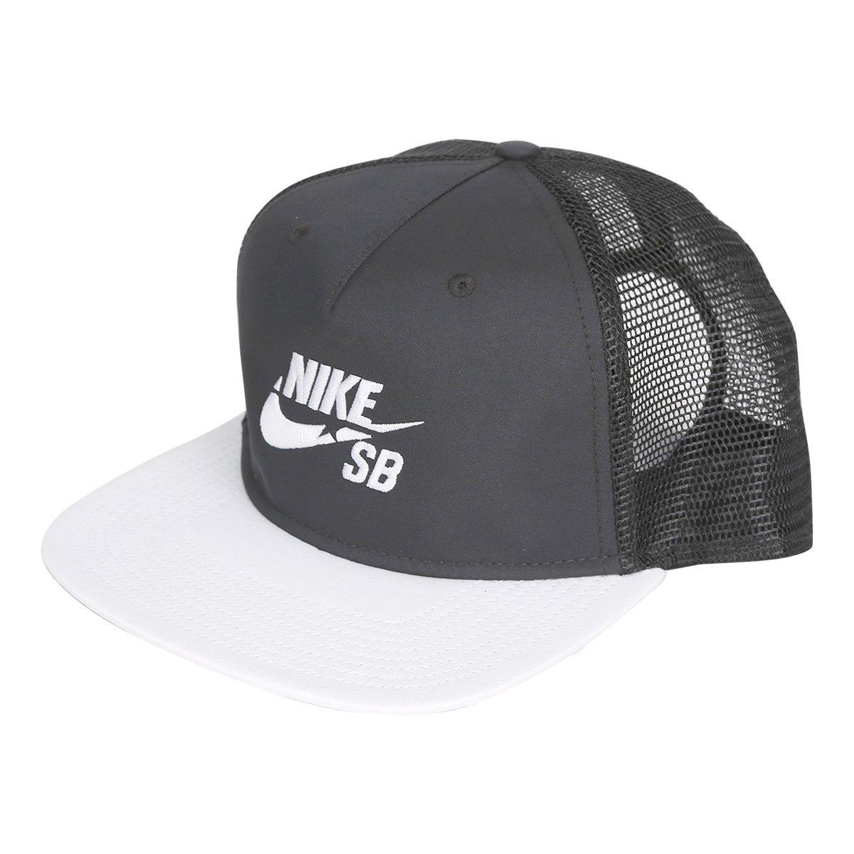 Boné Nike Cap SB Trucker - Compre Agora  235087ab53a