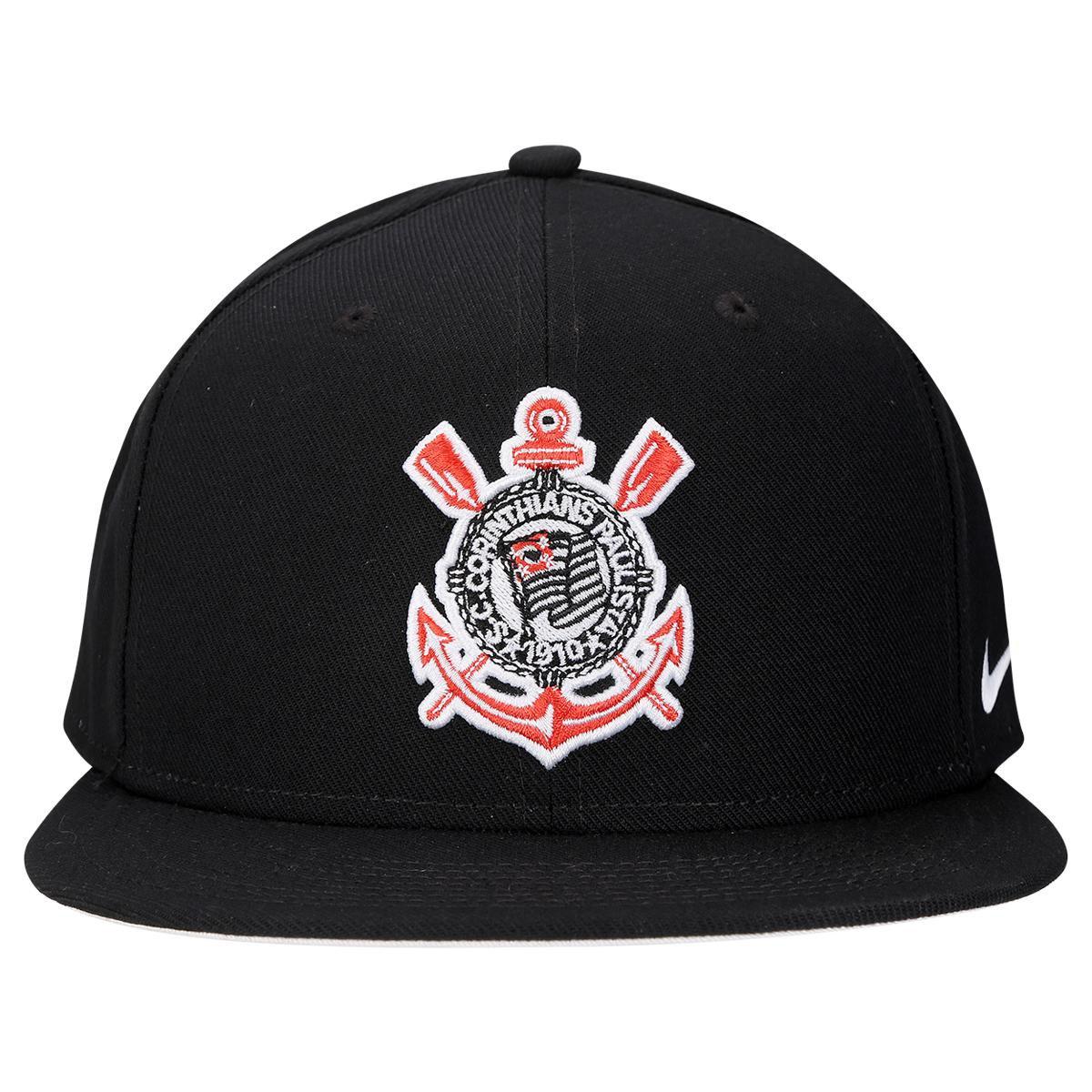 d725e414d3 Boné Nike Corinthians Aba Reta Core Masculino | Netshoes