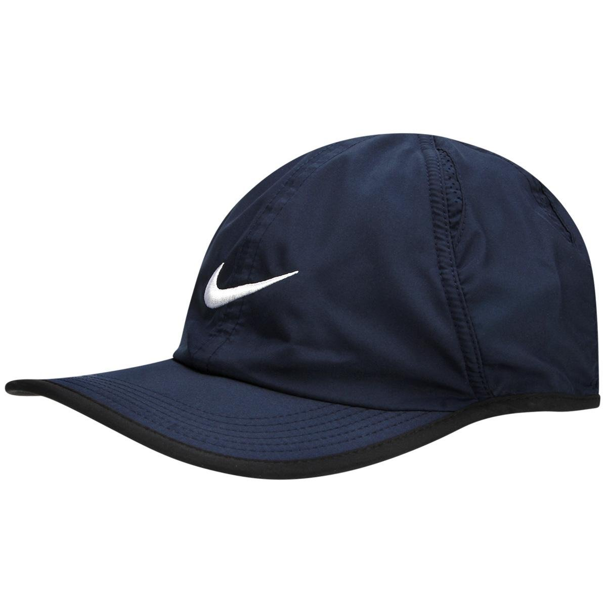 Boné Nike Featherlight - Compre Agora  47ef2d6763b