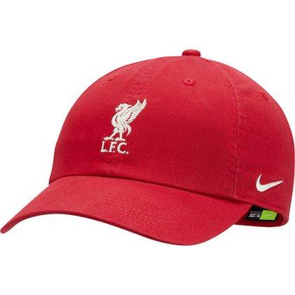Boné Nike Liverpool Aba Curva Strapback Heritage 86