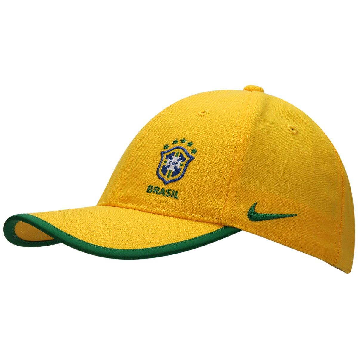 c4eec80e5cccb Boné Nike Seleção Brasil Core - Compre Agora