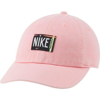 Boné Nike Sportswear Heritage 86 Wash Feminino