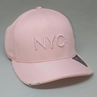 BONÉ NYC RASGADINHO ANTH CO FITAO ABA CURVA 8675R