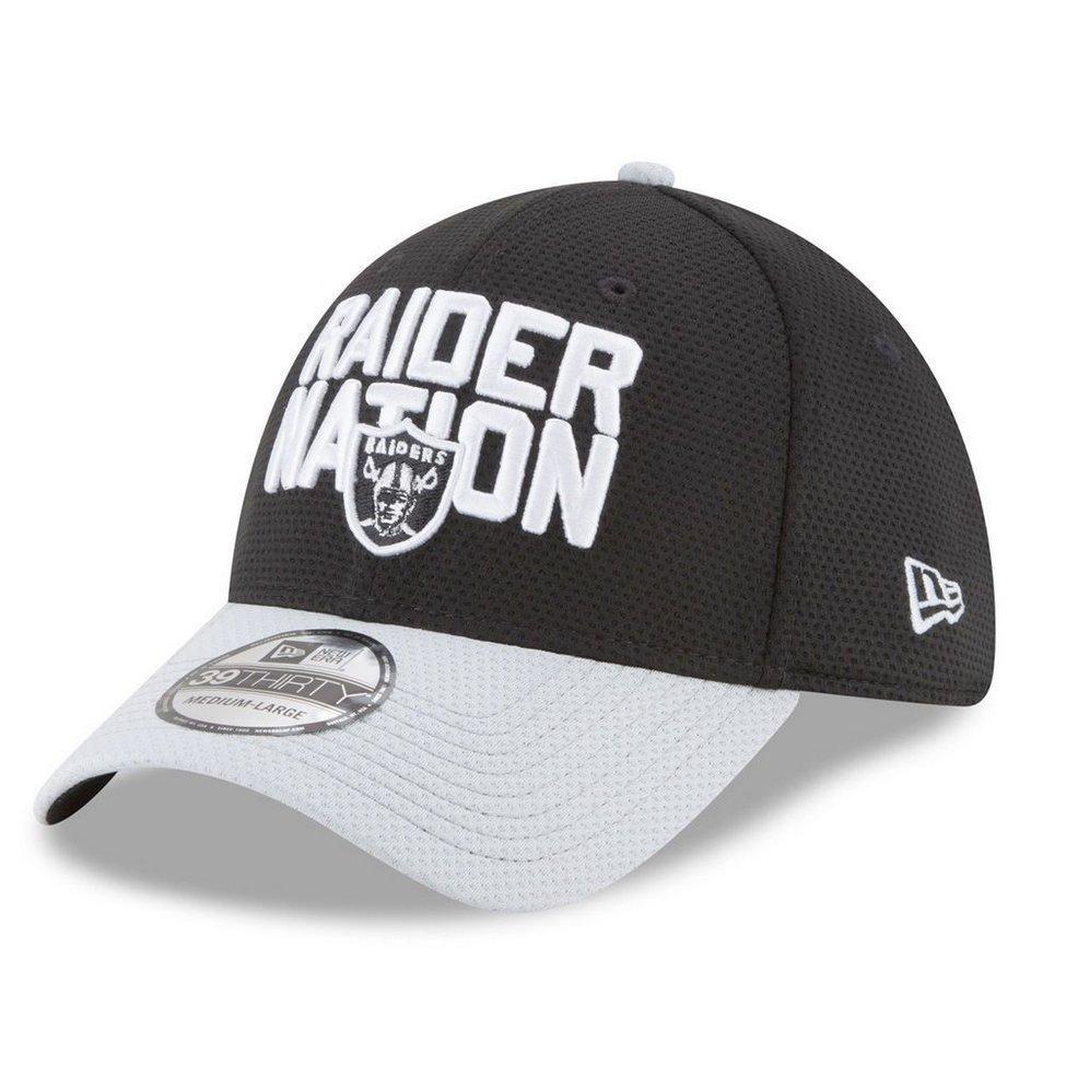 Boné Oakland Raiders Draft 2018 3930 - New Era - Preto - Compre ... 9484bdca3ff