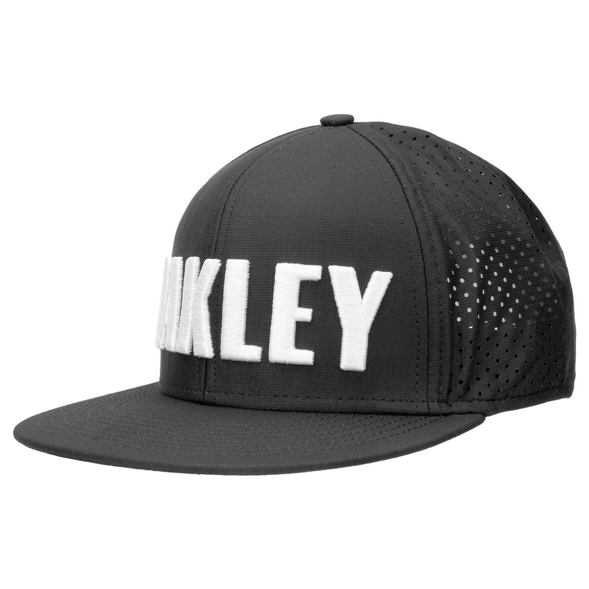 Boné Oakley Aba Reta Mod Perf Hat Masculino - Compre Agora  94ca6c96888