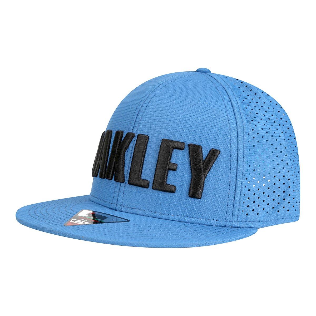 Boné Oakley Aba Reta Mod Perf Hat - Compre Agora  f36da941c4be2