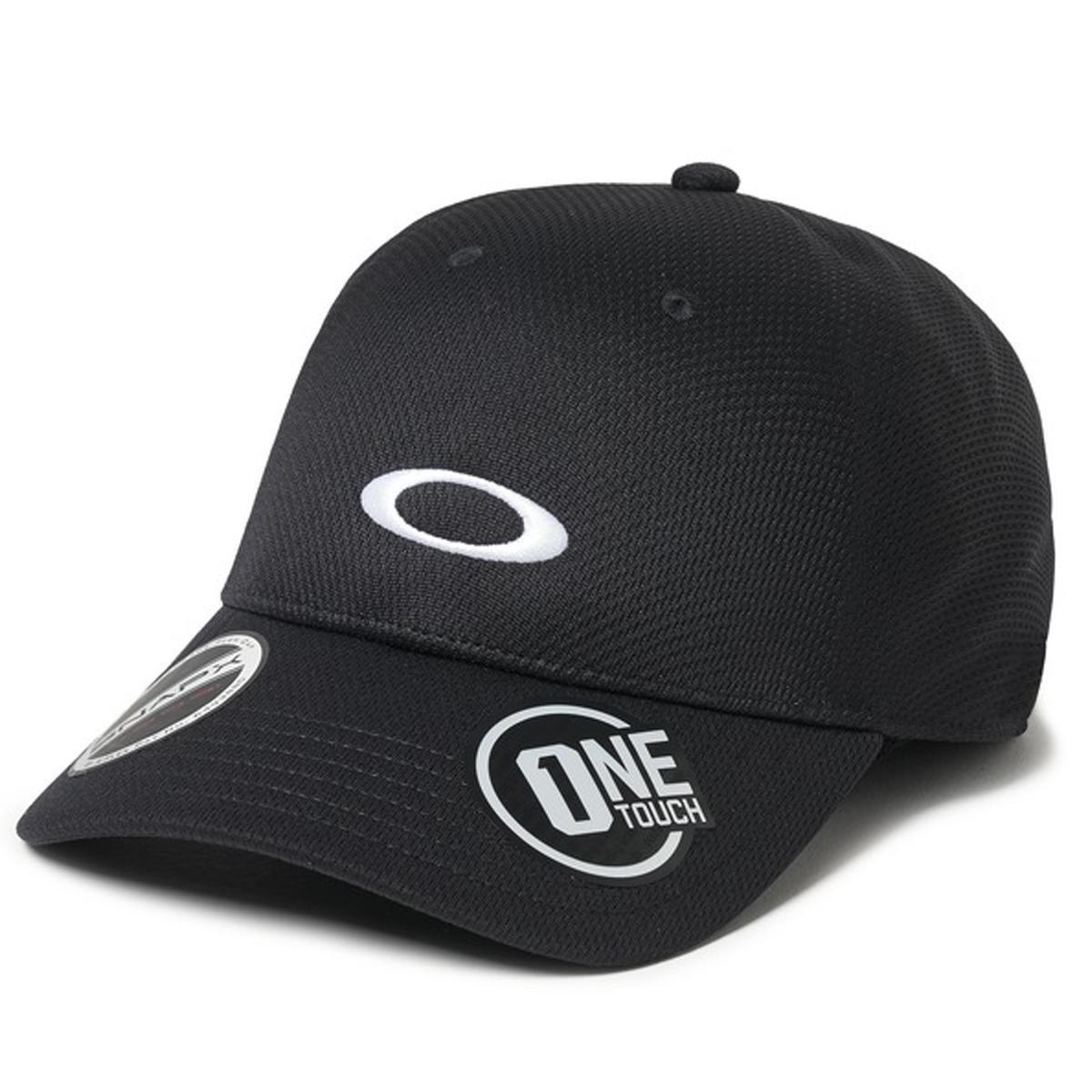 Boné Oakley Tech Cap Blackout - Preto - Compre Agora  3a97620aebd