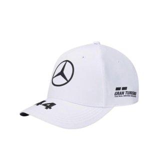 Boné Oficial Mercedes AMG Petronas F1 L. Hamilton