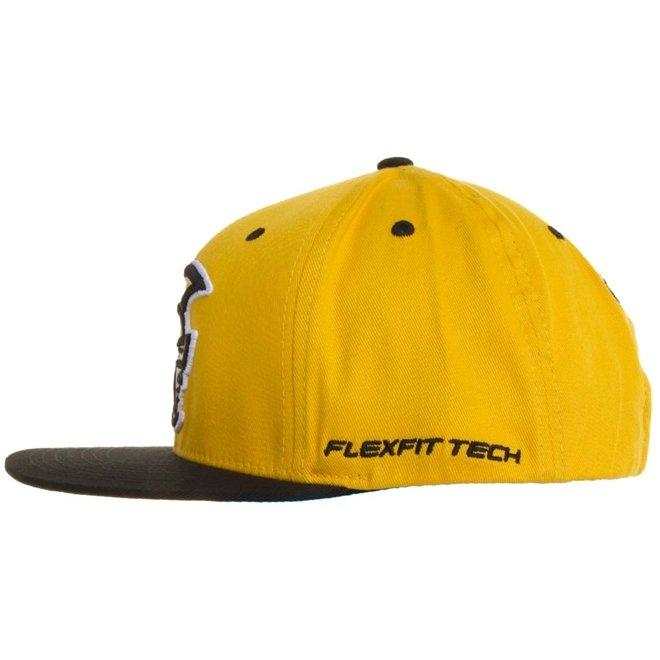 Boné Pretorian Blend Amarelo - Amarelo e Preto - Compre Agora  61b6d6f9052