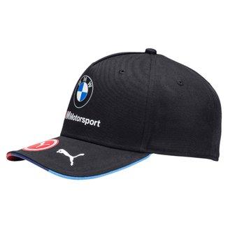 Boné Puma Aba Curva BMW Team