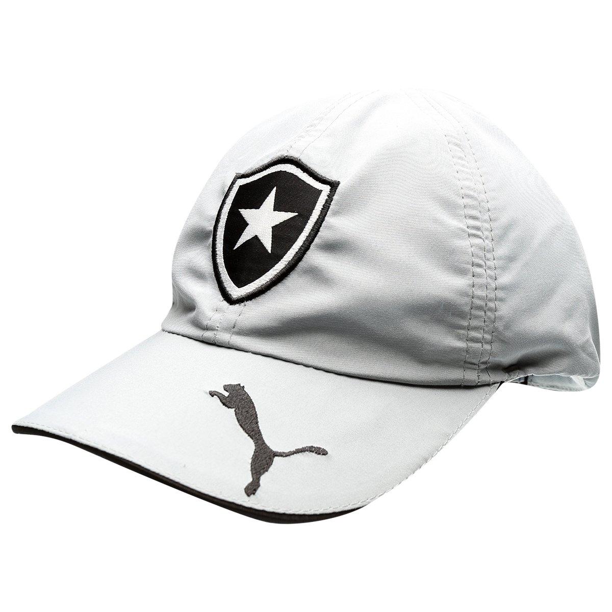 Boné Puma Botafogo Treino 2015 - Compre Agora  c19bb38ebb592