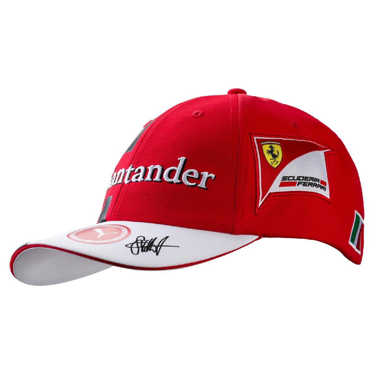 d35d589578 Boné Puma Team Ferrari Aba Curva Vettel | Netshoes