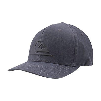 Boné Quiksilver Aba Curva Amphibiano Masculino - Preto - Compre Agora  e2a53eb466b