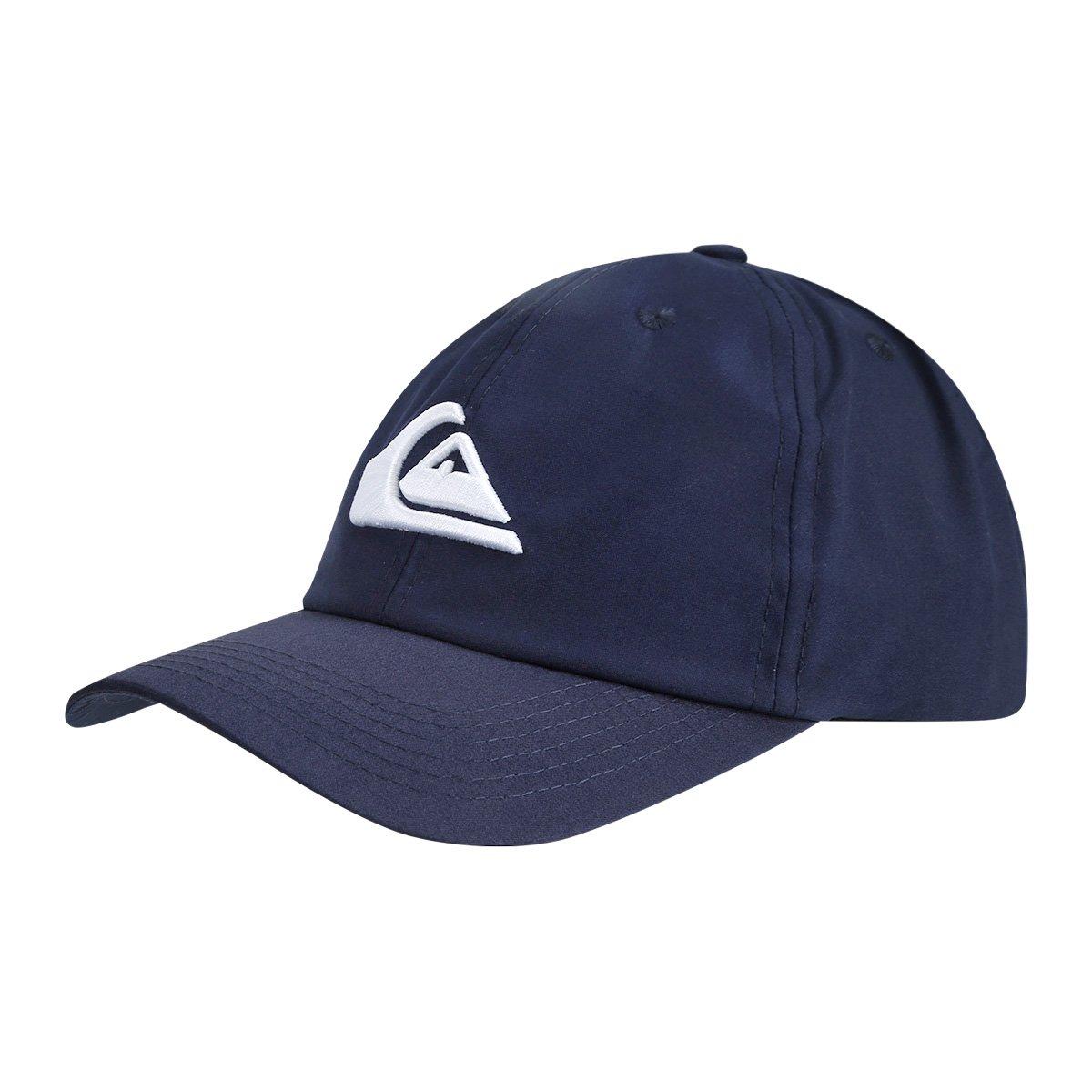98f088f1d6b15 Boné Quiksilver Aba Curva Logo Micro Masculino - Compre Agora