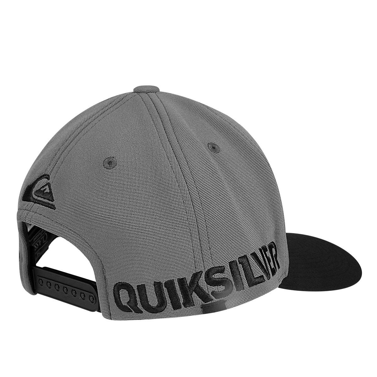 Boné Quiksilver Hard Hitter 2 - Compre Agora  50348591b8e
