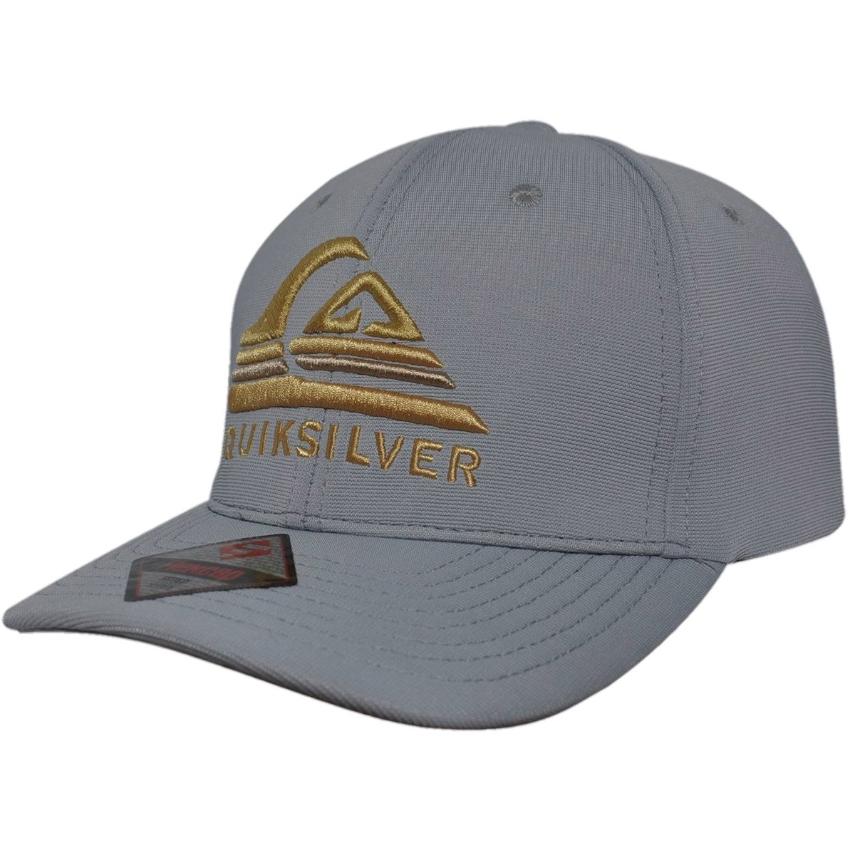Boné Quiksilver Peak Devided Logo - Compre Agora  04f5ec6cc9d