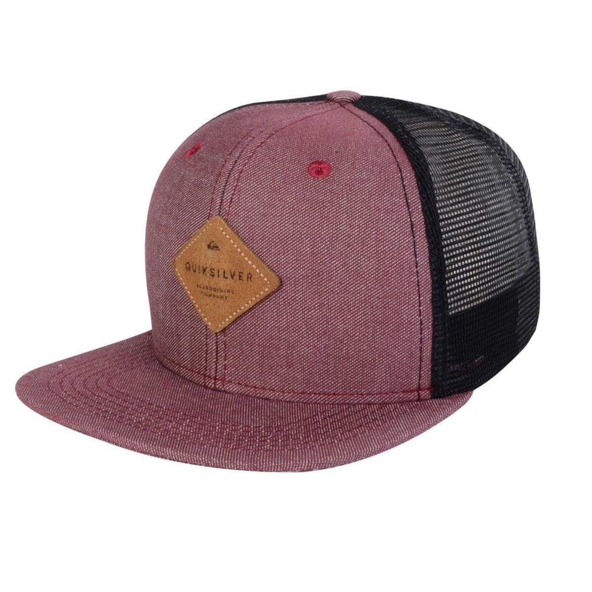Boné Quiksilver Prism - Compre Agora   Netshoes 9ea15128d4