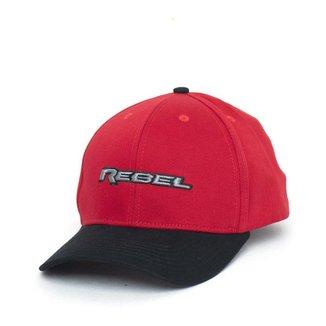 Boné RAM Rebel Logo - Vermelho