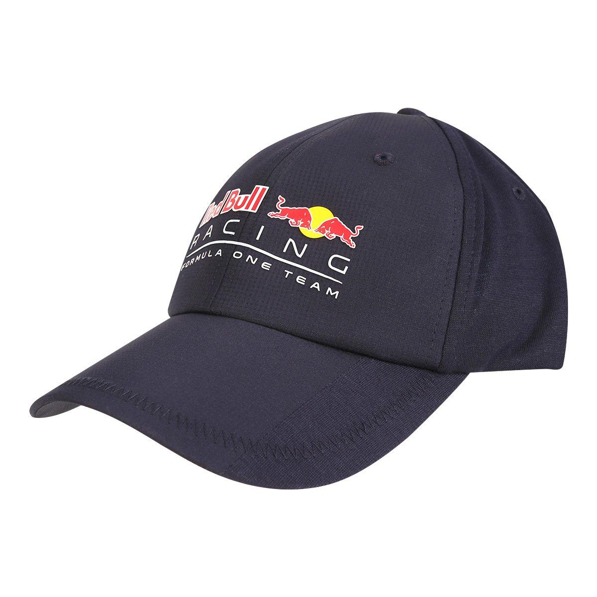 e1d6ad52e66a7 Boné Red Bull Racing Puma Aba Curva Lifestyle BB - Compre Agora ...