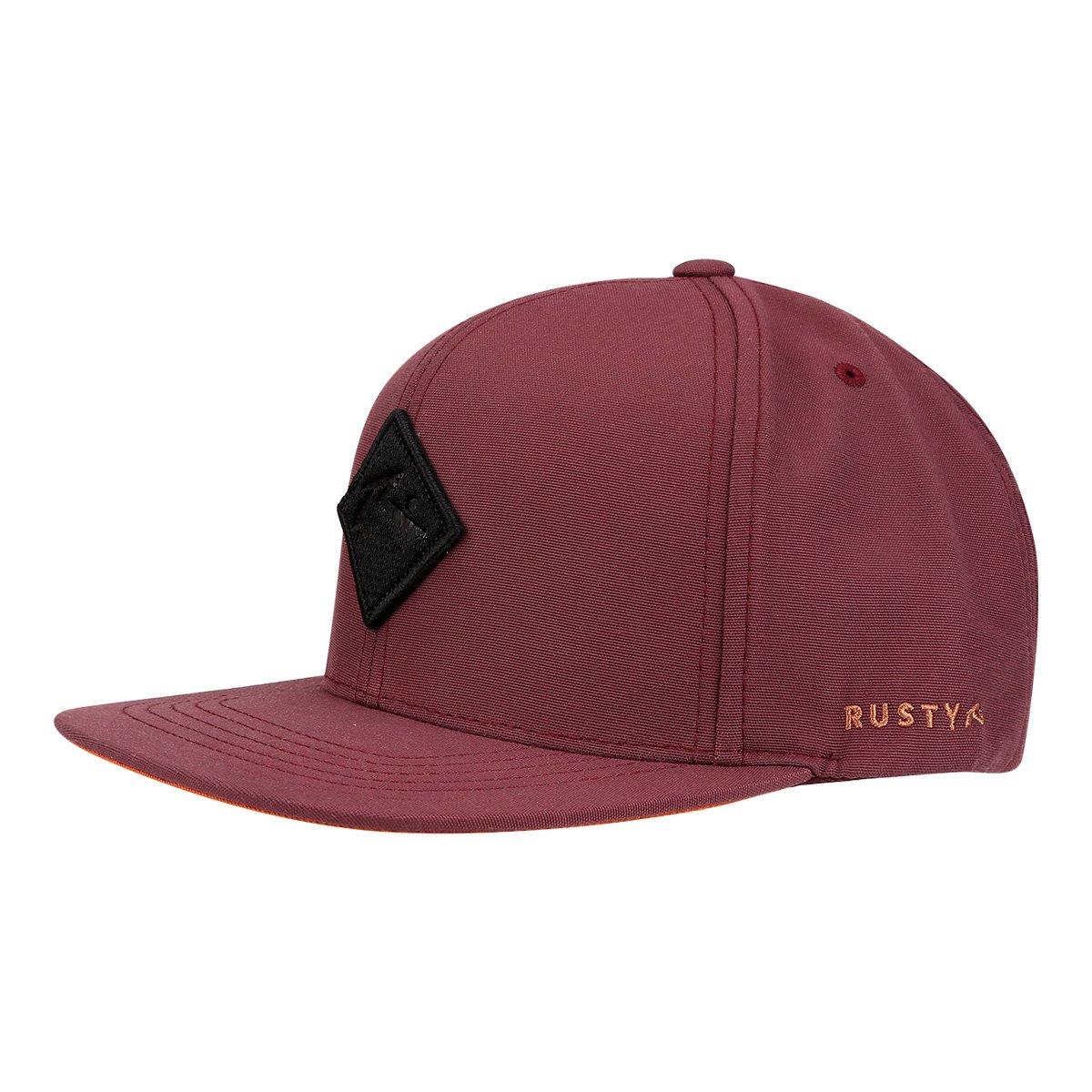 52094c4bb Boné Rusty Aba Reta Tender Lead Masculino - Compre Agora | Netshoes