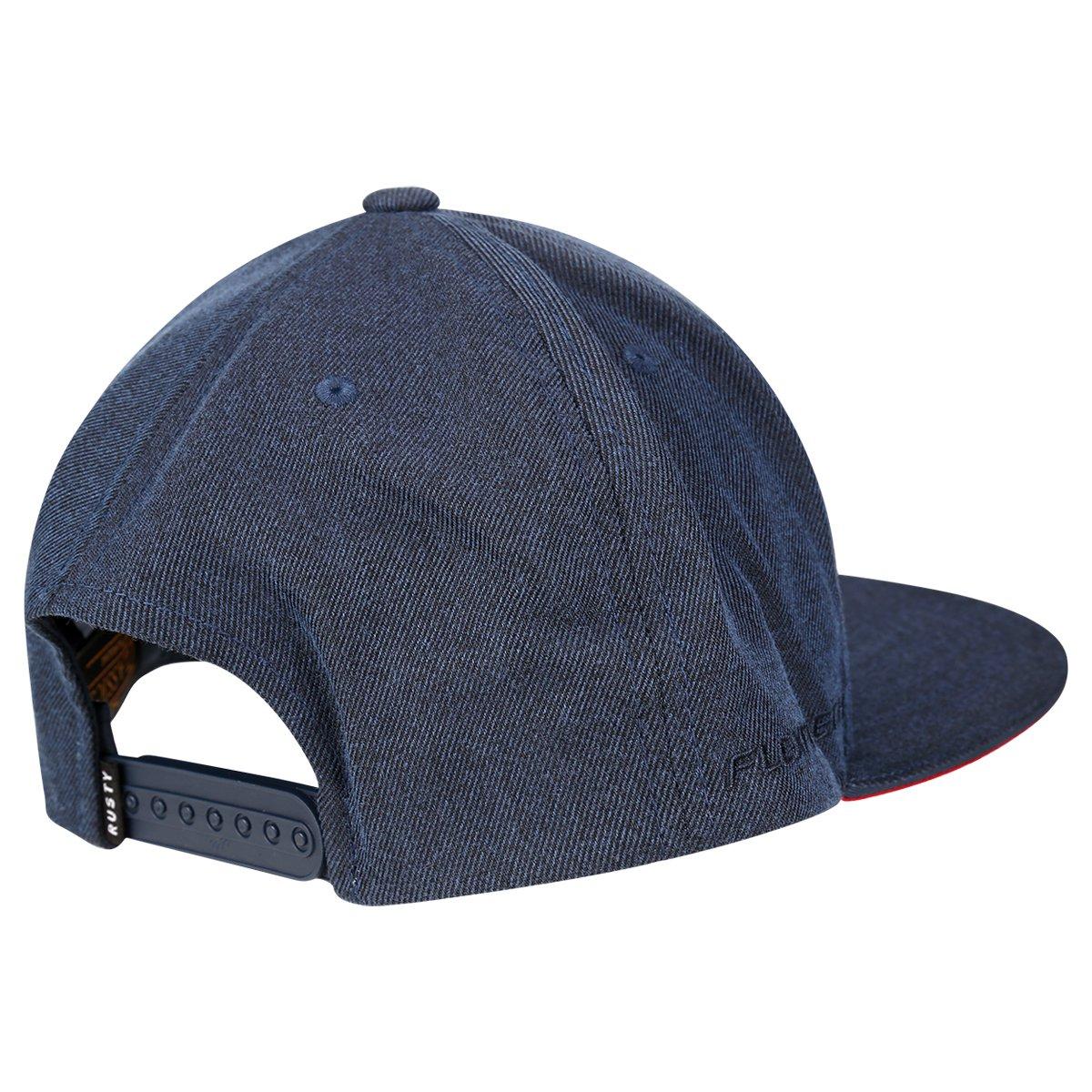 Boné Rusty Chronic One Blue - Compre Agora  5dfee0da25046