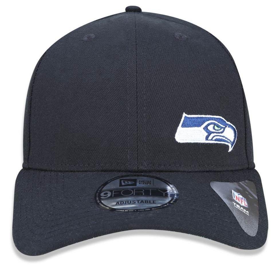 Boné Seattle Seahawks 940 Military Division New Era - Preto - Compre ... f3bc0f44ac9