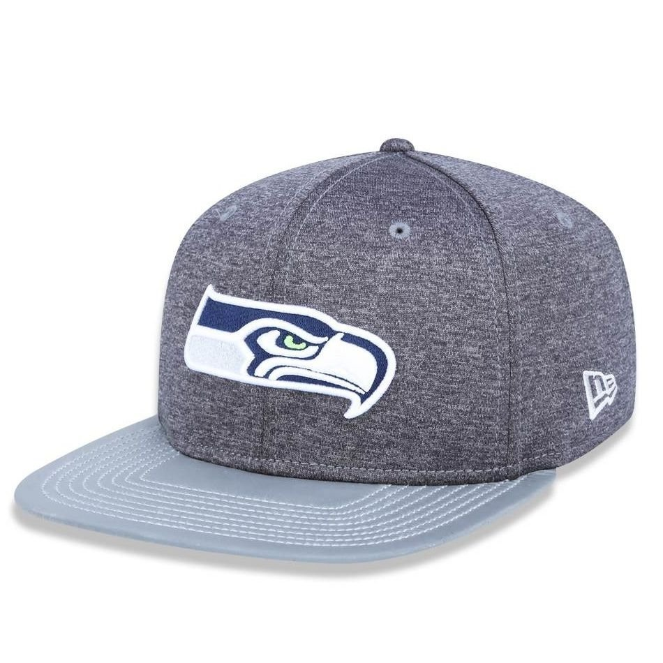 df8a7359d4 Boné Seattle Seahawks 950 Vein Shadow - New Era - Cinza - Compre ...