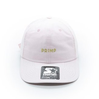 Boné Starter Aba Curva Dad Hat Primp Pink Masculino