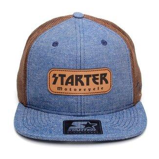 Boné Starter Aba Reta Snap Trucker
