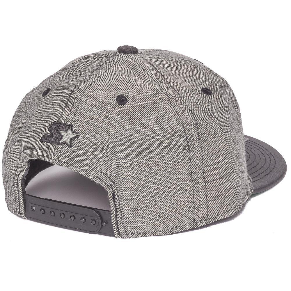 Boné Starter Snapback Infield Logo Black Label - Compre Agora  36693ca50a2