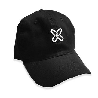 Boné WALLS Dad Hat Preto